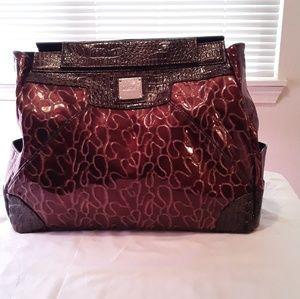 Miche large clutch purse